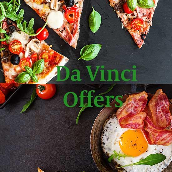 da Vinci Offers